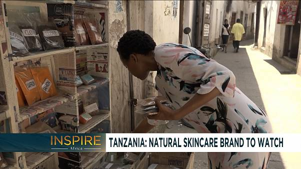 Inspire Africa: tapping into natural skin care market in Tanzania