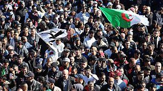 Fresh demonstration in Algiers against Bouteflika's fifth term bid
