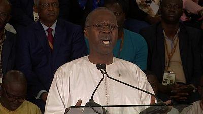 Présidentielle au Sénégal : le Premier ministre annonce la victoire de Macky Sall