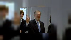 Al Gore frontrunner for Nobel Peace Prize