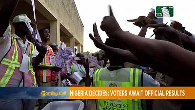 All eyes on Nigeria as results start to trickle in [The Morning Call]