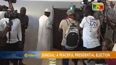 Senegal's presidential results expected before Friday [The Morning Call]