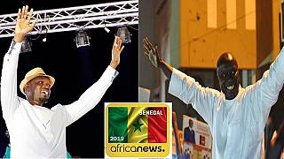 Senegal: 2 main opposition candidates contest Sall's victory claim