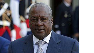 Au Ghana, l'ancien président John Mahama veut reconquérir le pouvoir