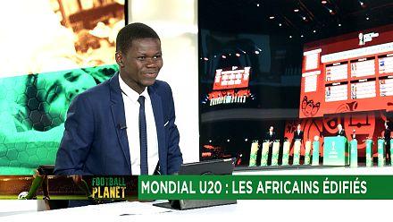 Mondial U20 : les Africains connaissent leurs adversaires