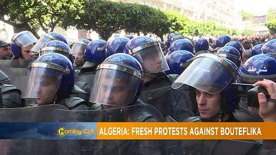 Algérie : manifestation contre la candidature de Bouteflika [The Morning Call]