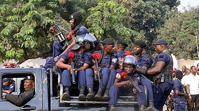 RDC : des policiers réclament bruyamment des arriérés de salaire