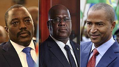 DRC main opposition jabs Kabila, tasks Tshisekedi with Katumbi's return
