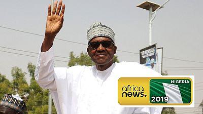Boko Haram, économie, corruption : ce que promet Buhari, réélu président du Nigeria