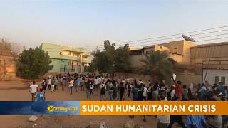 Western powers condemn crackdown on Sudan protests[The Morning Call]