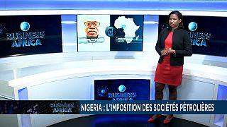 Nigeria : l'imposition des sociétés pétrolières