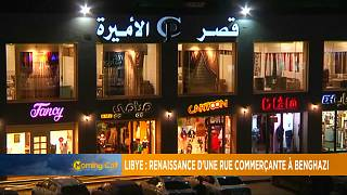 The new fashion hub: Venice Street, Libya [The Morning Call]