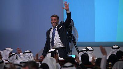 Inspire Middle East : le coach Tony Robbins diffuse ses bonnes ondes aux Emirats