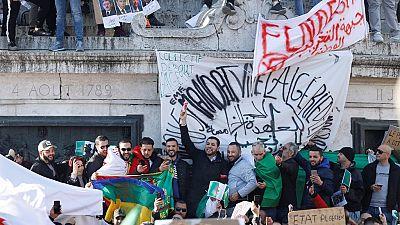 À alger, le mouvement contre Bouteflika a trouvé écho