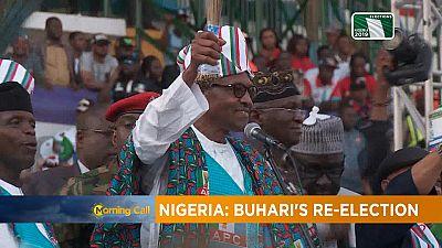 La réélection de Buhari jugée illégitime par l'opposition [The Morning Call]