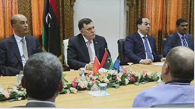 Libye : Haftar et Saraj d'accord pour la tenue des élections