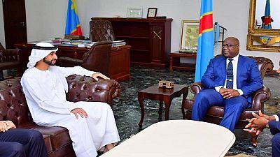 RDC : Félix Tshisekedi promeut les potentialités de son pays aux Émirats arabes unis