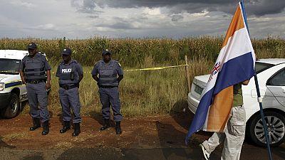 Afrique du Sud : la Fondation Mandela plaide pour l'interdiction du drapeau de l'apartheid