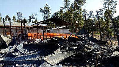 RDC: un nouveau centre de traitement du virus Ebola attaqué et incendié