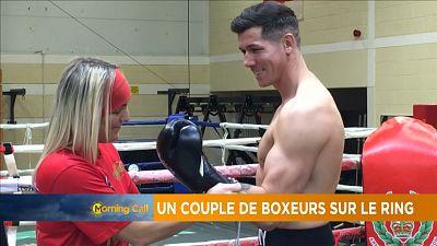 Un couple passionné de boxe [Grand Angle]