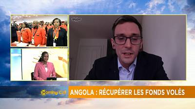 L'Angola en guerre contre les détournements de fonds [Morning Call]