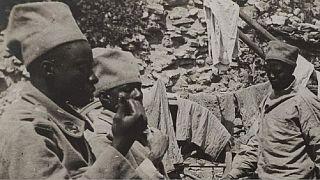 En Grande-Bretagne, forte pression pour l'indemnisation des anciens combattants africains