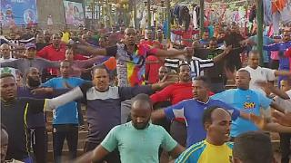 Addis Ababa residents turn to workout for healthy living