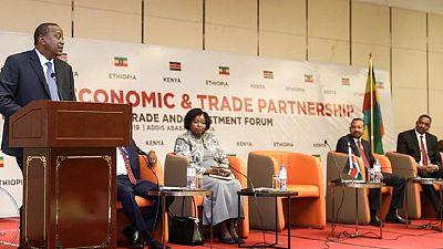 Kenya – Ethiopia relations boosted as Abiy hosts Kenyatta