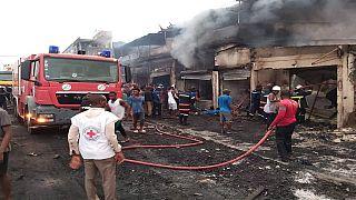 """Cameroun : Biya """"offre"""" 50000 euros en espèces aux victimes d'un incendie"""