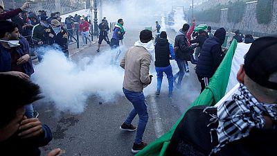 Algerians hold largest anti-Bouteflika demonstration since Arab Spring uprising