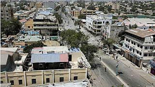 Battle rages after Mogadishu attack