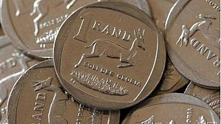 South Africa's rand weakens
