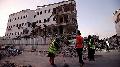 Mogadishu siege ends, witnesses recount incident