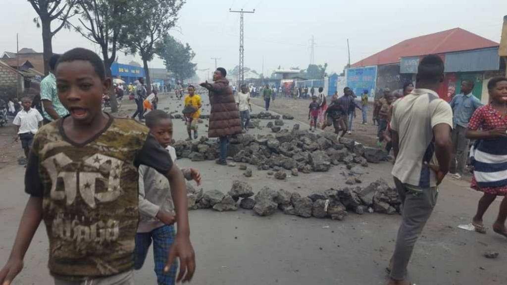 Encore 4 personnes tuées à Goma — RDC