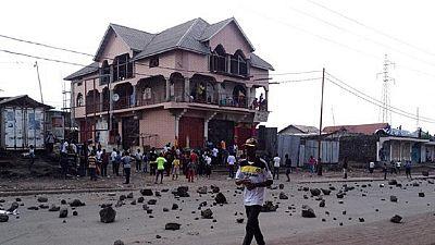 RDC : manifestation de colère à Goma après la mort de six personnes