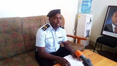 Drunk police officer kills colleague, three others at a bar in Burundi