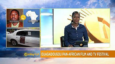 Le Rwandais Joel Karekezi remporte l'Étalon d'or au FESPACO [Morning Call]