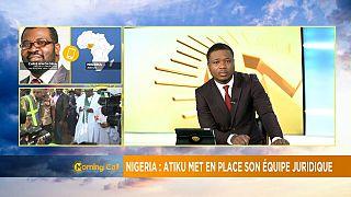 Atiku Abubakar se prépare à contester les résultats de la présidentielle [Morning Call]