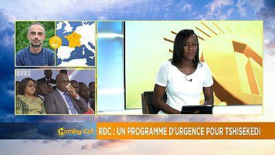 Félix Tshisekedi dévoile son programme d'urgence [Morning Call]