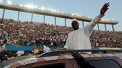 Senegal's Top Court confirms Sall's re-election