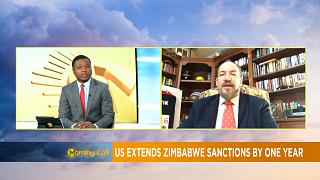 Les États-Unis prolongent les sanctions contre le Zimbabwe [The Morning Call]
