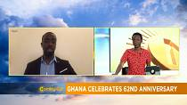 Ghana marks 62nd independence anniversary [The Morning Call]