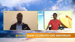 Le Ghana célèbre son 62e anniversaire [The Morning Call]