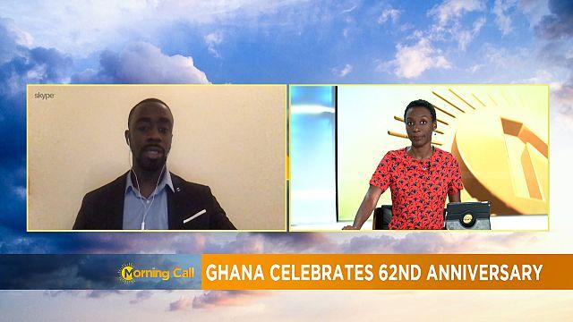 Le Ghana célèbre son 62e anniversaire [The Morning Call]