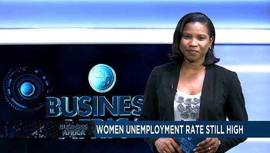 The female unemployment rate remains high