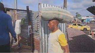 RDC : la chute des prix du ciment booste la construction