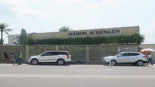 RDC : réouverture de l'ex-Maison Schengen à Kinshasa