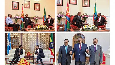 Ethiopia PM's key regional moves in space of three-days