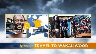 Travel to Wakaliwood