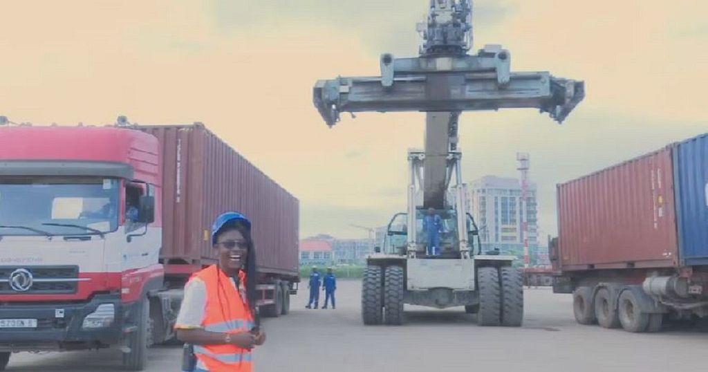 Celebrating Int'l Women's Day: Spotlight on Bolloré's port